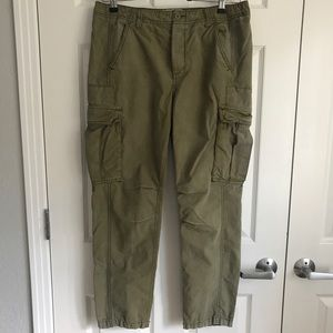 Free People Women's cargo pants